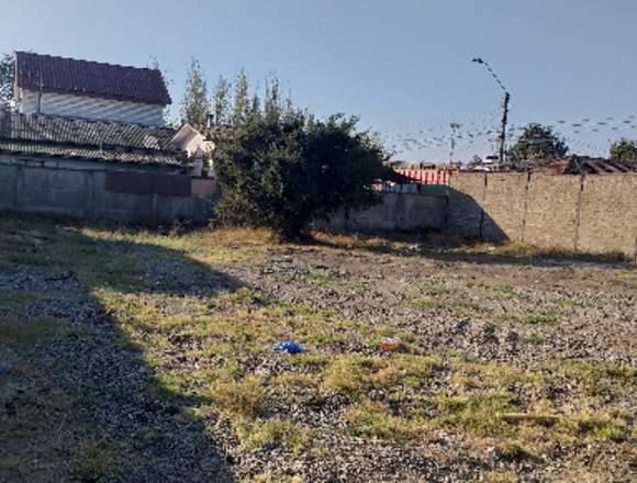 terreno Villa Alemana