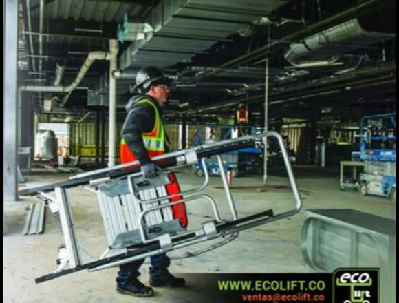 Escalera Certificada  - Ecolift 2.60