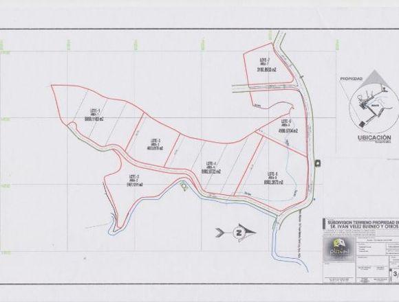 8.000 m2 terreno en Malacatos