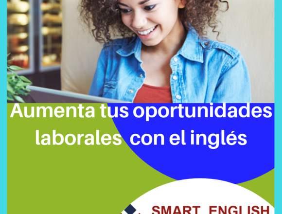 Clases de inglés a casa con profesores nativos.