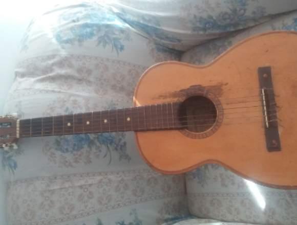 De ocasión: Guitarra Acustica Antigua Original