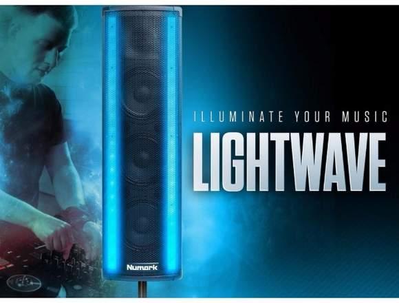 Parlante Numark LightWave