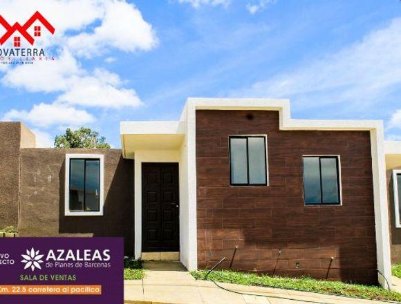 Casa hermosa de 3 habitaciones, Condominio Azaleas