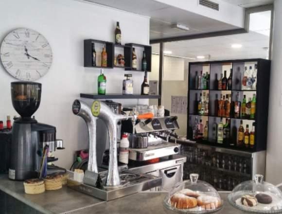 SE TRASPASA ESTAURANTE CAFETERIA EN GRAO CASTELLON