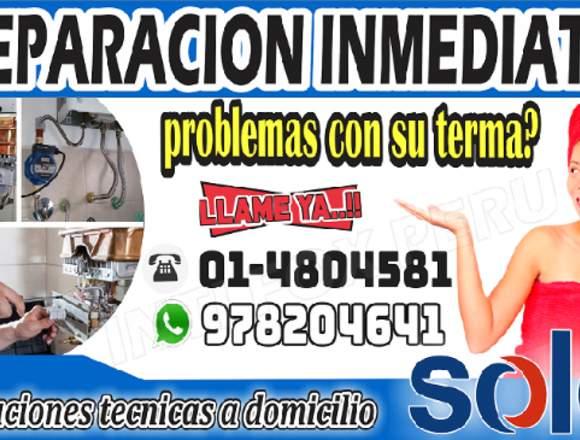 INTI FOX PERU - TECNICO DE TERMA A GAS EN COMAS