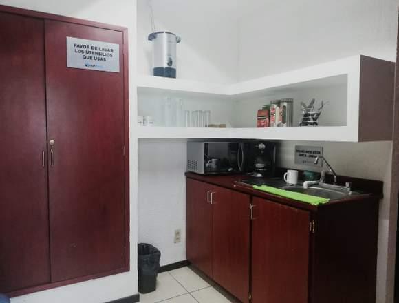 OFICINA AMUEBLADA ZONA CENTRO DE COLIMA