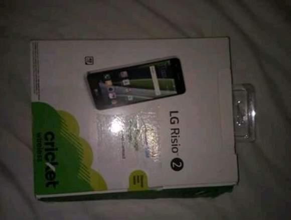 Se vende LG Risio 2 como nuevo