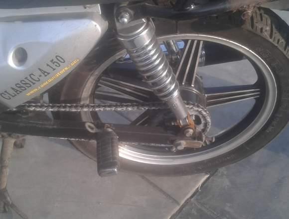 Vendo Moto Ronco Classic-A150