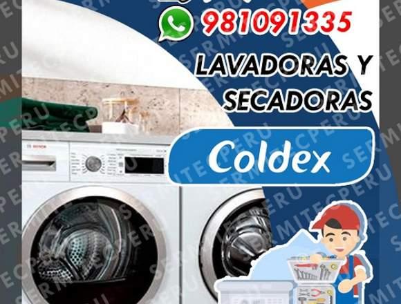 COLDEX -Especialistas de LAVADORAS a Domicilio