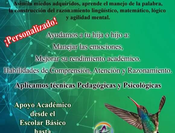 PSICOLOGÍA EDUCATIVA Y CLÍNICA,