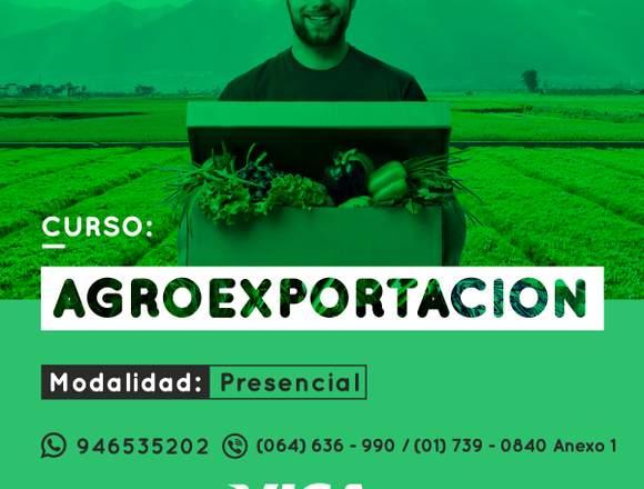 CURSO DE AGROEXPORTACIONES