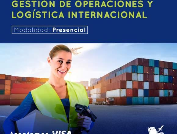 GESTION DE OPERACIONES Y LOGÍSTICA INTERNACIONAL