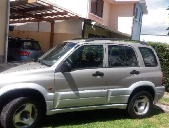 Vendo Jeep Grand Vitara 4x4