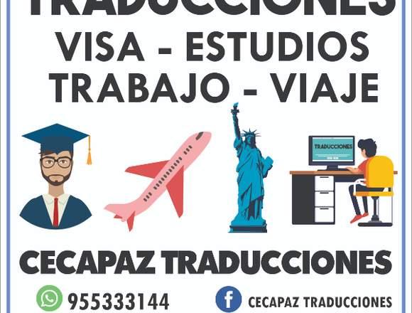 AGENCIA DE TRADUCCIÓN DE DOCUMENTOS EN TODO IDIOMA
