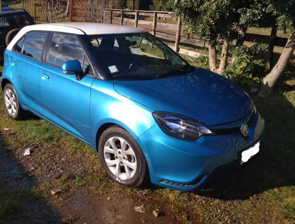 MG3 STD AÑO 2016 HATCHBACK