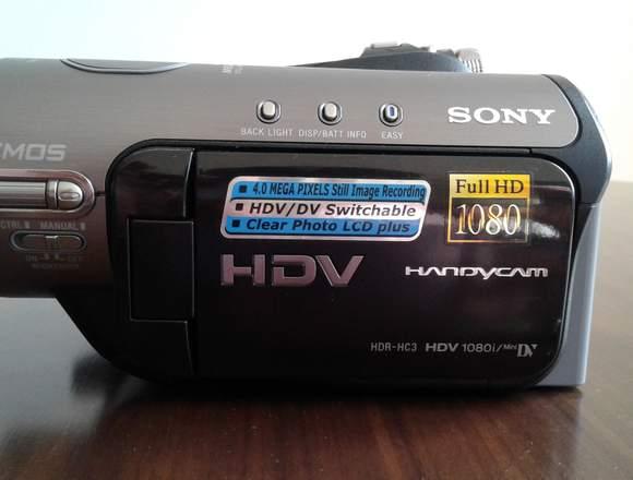 Sony Handycam HDR-HC3