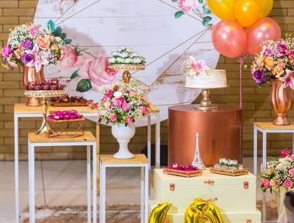 Decoraciones de Fiestas y Eventos
