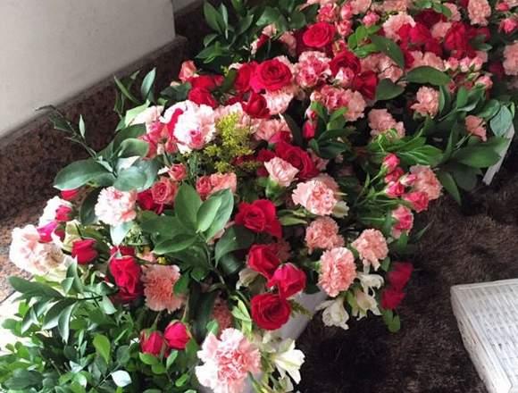 Curso de Flores Naturales