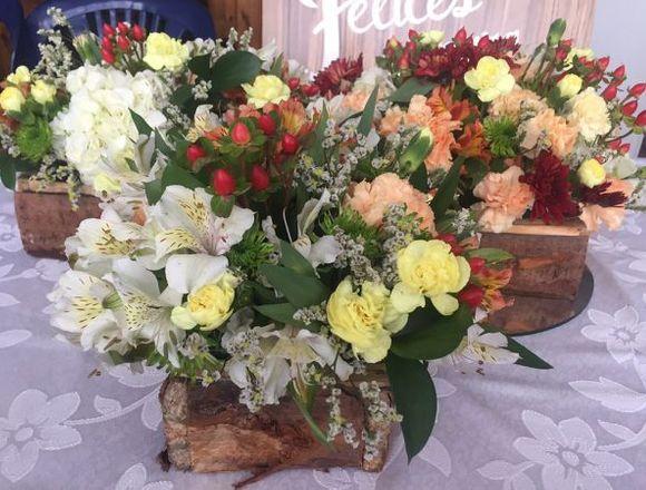 Curso Flores Naturales