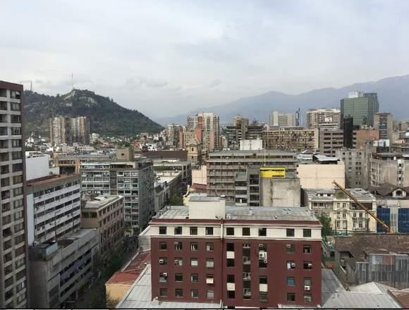 Depto a la venta en pleno Centro de Santiago