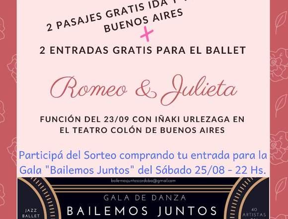 """GALA DE DANZA """"BAILEMOS JUNTOS"""""""