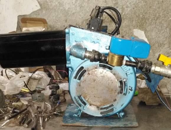 Quemador a Gas para caldera u hornos industriales.