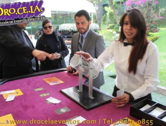 Casino De Fantasia Para Tu Evento