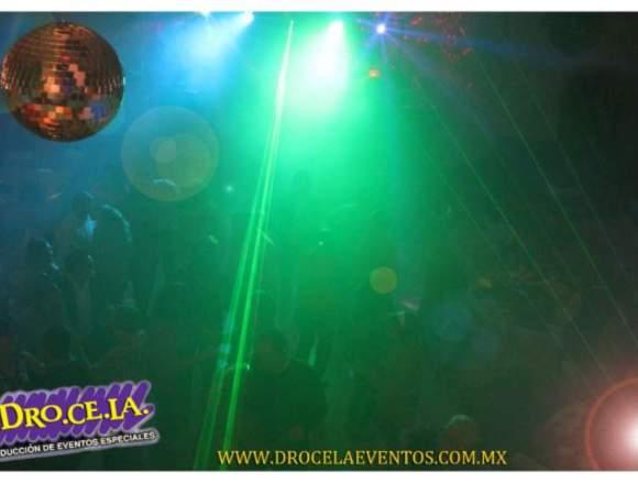 Audio Dj y Luces Para Tus Fiestas!