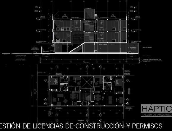 Asesoría, Diseño,Licencias de construcción, Consul