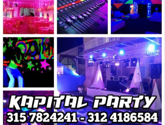 DJ MUSICA EN VIVO MINITECA EVENTOS EN BOGOTA