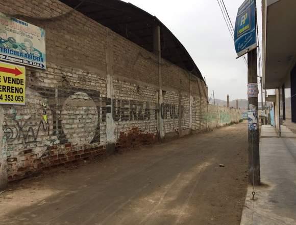 VENTA DE TERRENO EN SAN JUAN DE PUENTE PIEDRA