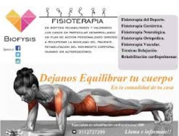 fisioterapia  biofysis