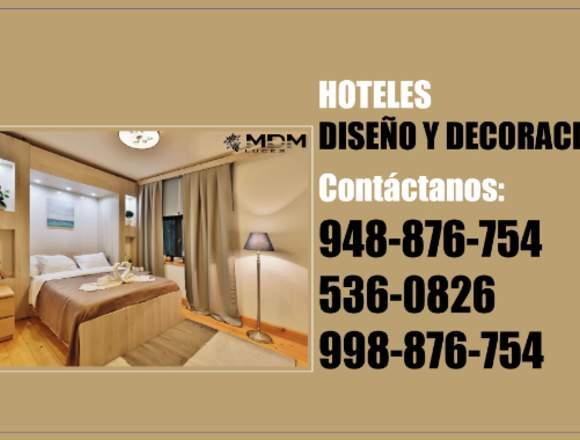 HOTEL DISEÑO Y DECORACIÓN - TODO PERÚ