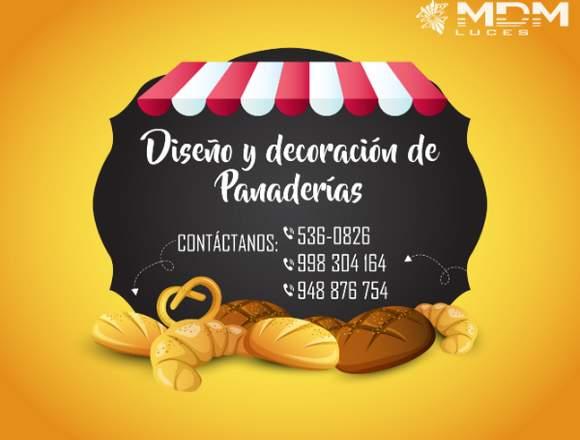 DISEÑO Y DECORACIÓN DE LOCALES COMERCIALES
