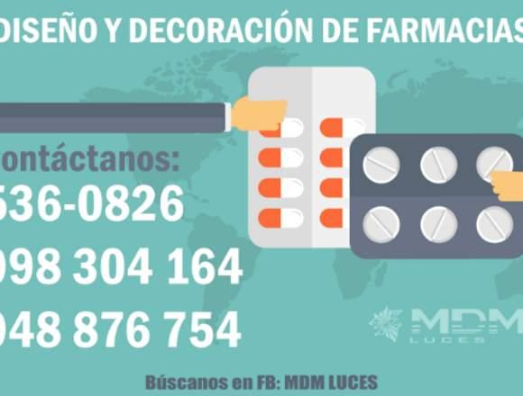 FARMACIA DISEÑO Y DECORACIÓN - TODO PERÚ