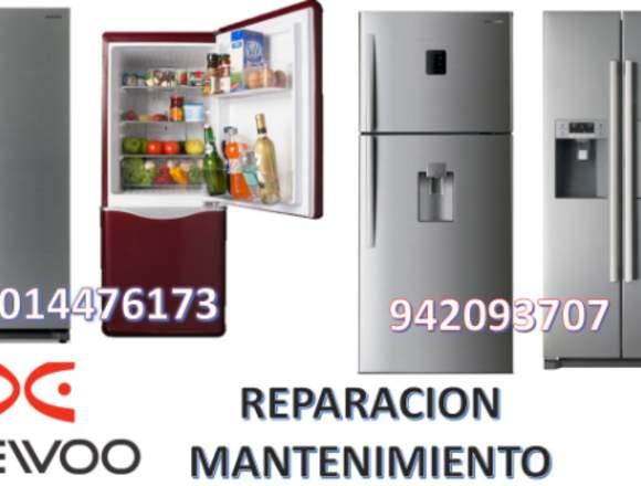 SERVICIO TECNICO REFRIGERADORAS DAEWOO 014476173