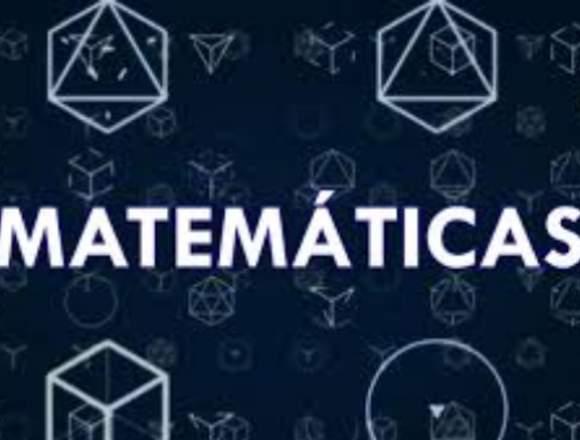CLASES DE MATEMATICAS MAZUREN