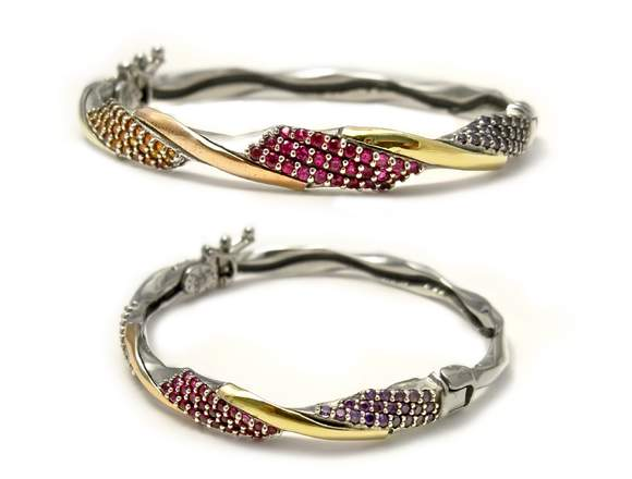 Fabricantes de joyas en oro plata