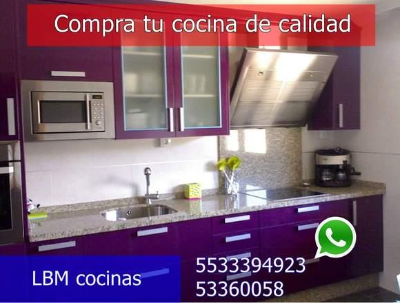 Cocina para tu casa calidad100%