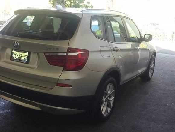 BMW X3 XDRIVE 2013 AUTOMATICA