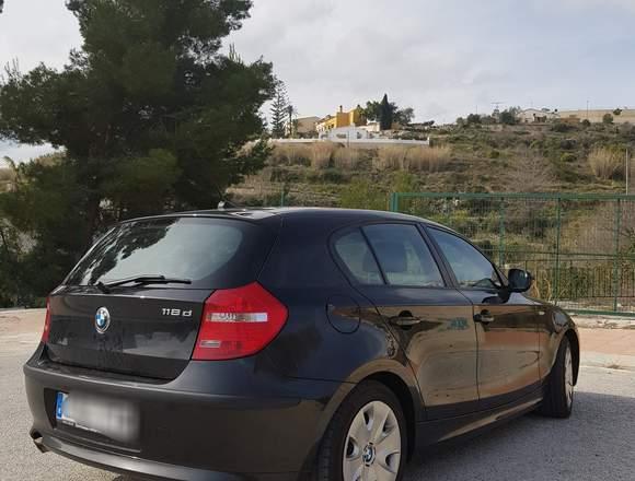 BMW 118D 2010 146000 km