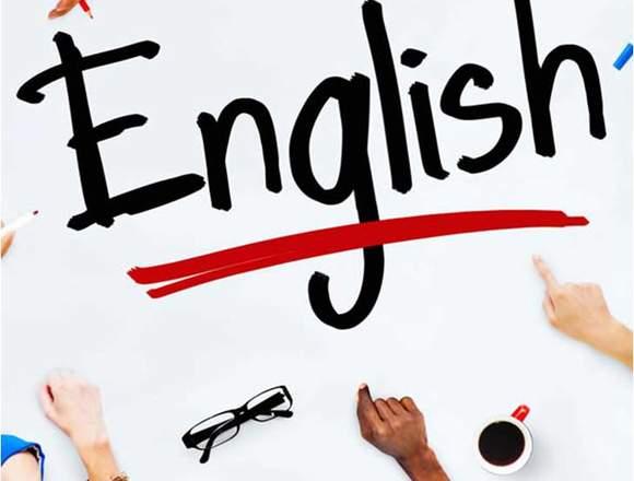 Clases de inglés a domicilio e individuales