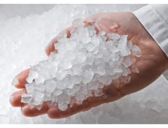 Venta de hielo. Hielo para enfriar bebidas