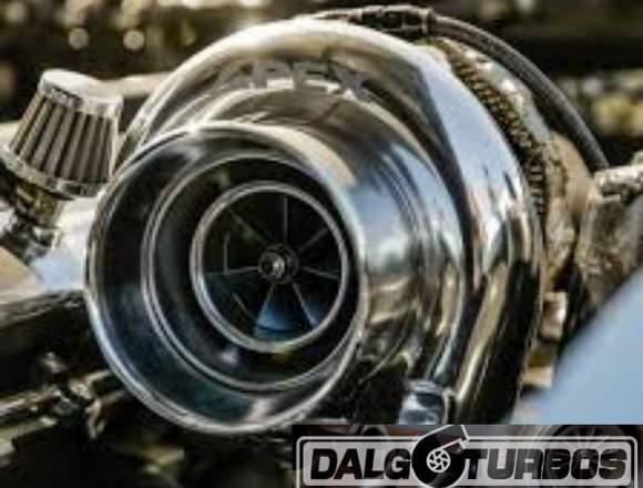 Venta , Reparación y Repuestos para Turbos
