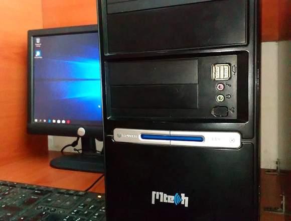Computadora completa i3 3420 a 3.40GHZ, 8gb de RAM