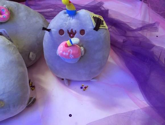 Peluche Pusheen Cat Cupcake 23cm (Grande)