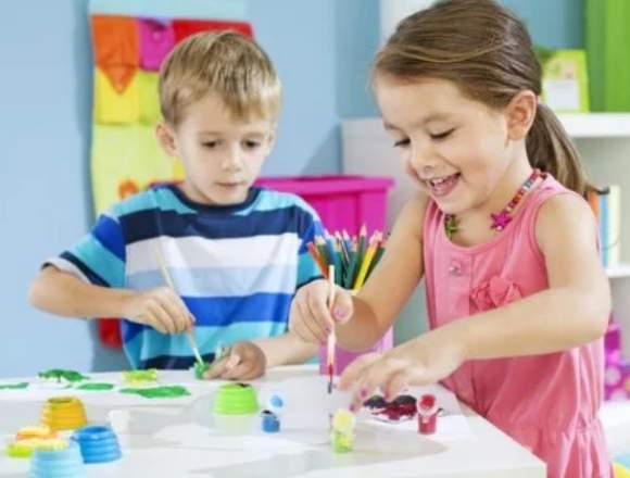 Vacacional 2020 - Niños y Niñas e 2 a 5 años Gye