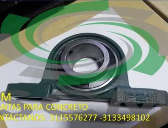 CHUMACERA DE PEDESTAL
