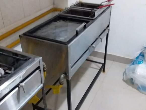 Cocina Industrial para Restaurante