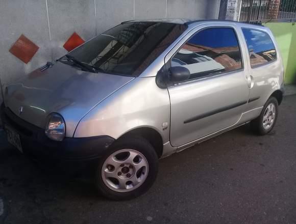 Renault twingo 2007 en excelente estado